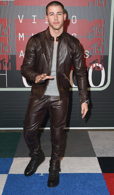 2015 VMA Joe Jonas