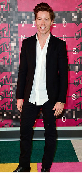 2015 VMA Sean White