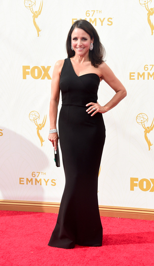 Julia Louis-Dreyfus in Safiyaa