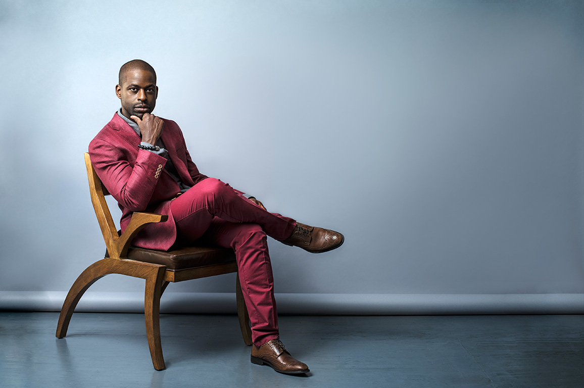 Sterling K. Brown for Regard Magazine