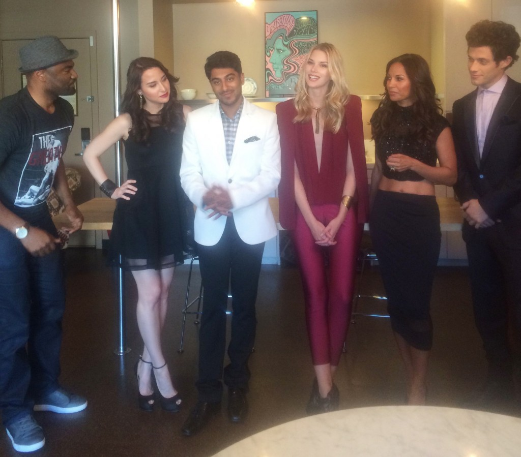 Stitchers Cast for RegardMag.com April 2015