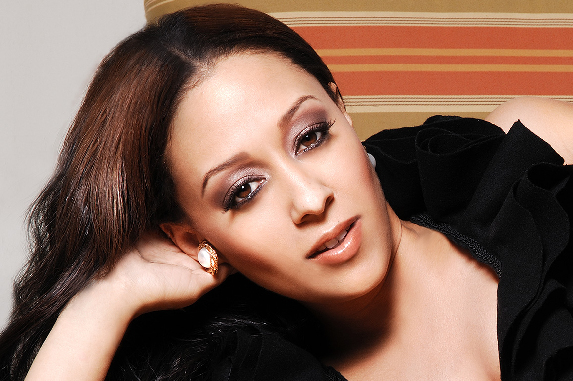 Tia Mowry for Regard Magazine