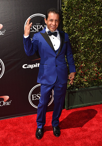 Victor Espinoza at The 2015 ESPYS (Photo by Jason Merritt/Getty Images)