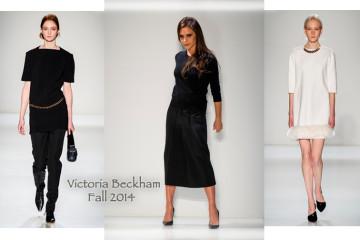 Victoria Beckham -fall 2014 featured