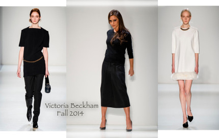 Victoria Beckham -fall 2014 featured