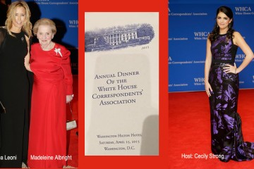 WHCD 2015 featured