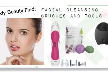 Weekly Beauty Find Facial Cleansing