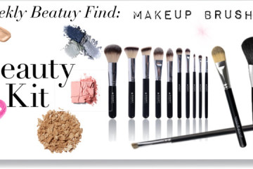Weekly Beauty Find Makeup Brushes Featured
