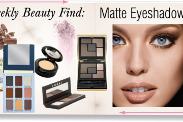 Weekly beauty Find Matte Eyeshadow featured