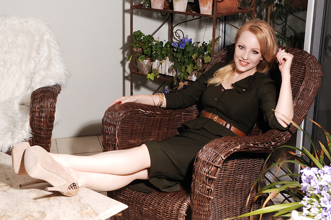 Wendi McLendon-Covey for Regard Magazine