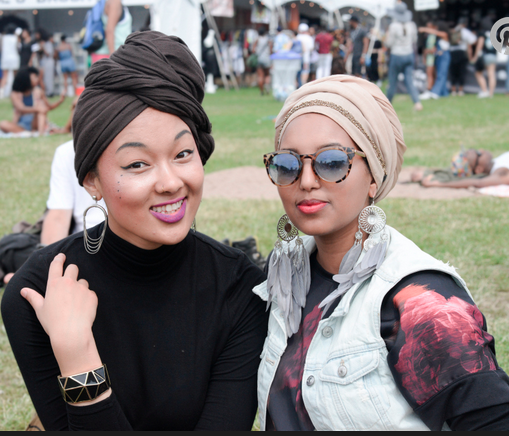 Creative Style at AfroPunk Festival 2015
