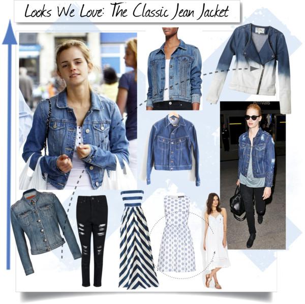Looks We Love: Classic Jean Jacket