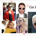ON TREND – Cat Eye Sunglasses