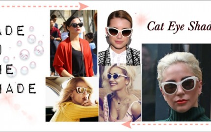 Made in the Shade - Cat Eye Sunglasses