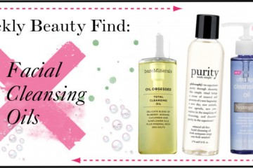 facial cleansers featured
