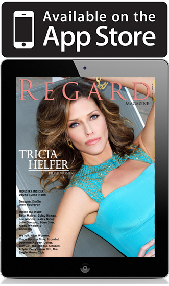 Regard Magazine available on the App store