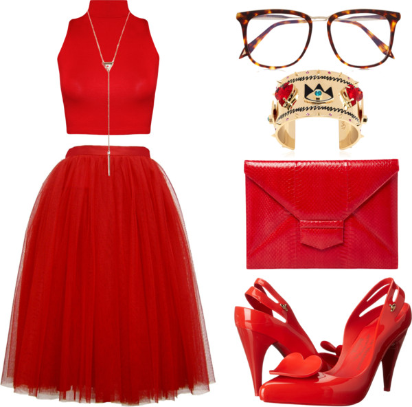 hot tamale monochromatic dressing