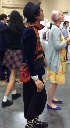 Street wear at Magic 2015