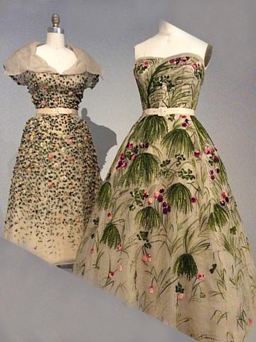 Metropolitan Museum Dresses
