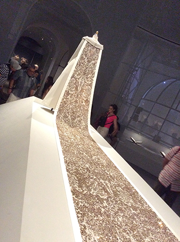Metropolitan Museum Dress Display