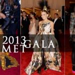 Red Carpet – Met Gala 2013