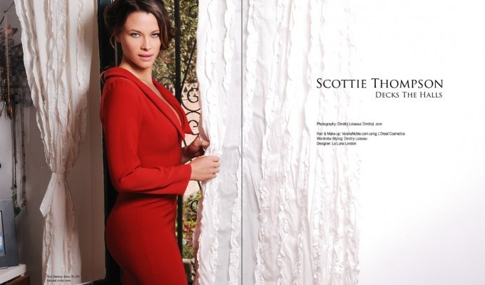 scottie thompson married