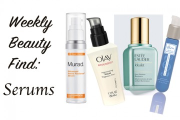 serums featured