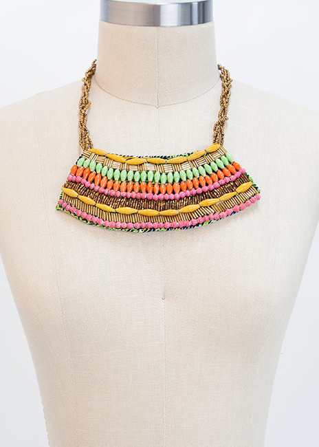 The Lavalliere necklace from 31Bits.com